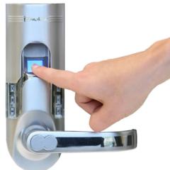 Advantages Of A Biometric Fingerprint Lock